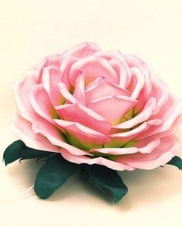 Роза Эсперанса. Светильник из изолона.