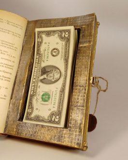 Декоративная книга с секретом