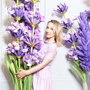Мария Максимова мастер ростовых цветов